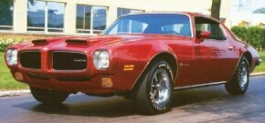 The 1973 Pontiac Firebird Formula was one of the last muscle cars not effected by government mandated emission standards. See more Pontiac Firebird pictures.