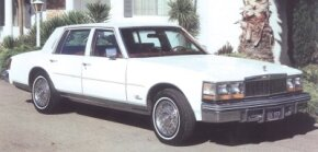 With a big hike in base price and the limelight shifted to an all-new downsized Eldorado, perhaps it was inevitable that Seville production would decline for 1979.