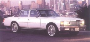 The base price of a Seville jumped by $880 in 1977, hitting $13,359.