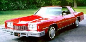 This 1977 Oldsmobile Toronado XSR was the only one ever built because the power T-top proved to be too troublesome. See more classic car pictures.