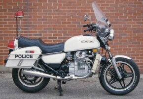 Early versions of the CX500 proved popular with police departments and commuters. See more motorcycle pictures.