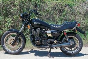 The 1981 Yamaha 1100 Midnight Special had a twin-cam inline-four and shaft drive borrowed from Yamaha's XS sport-tourer.