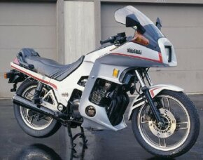 """The 1983 Yamaha XJ 650 Seca Turbo set new standards for aerodynamic styling, but couldn't deliver on its promise of """"big-bike"""" power. See more motorcycle pictures."""