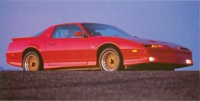 The 1987 Firebird Trans Am GTA had a slew of styling changes. See more sports car pictures.