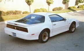 Never was the Firebird more powerful or more refined than in 1989, when the company unleashed its 20th Anniversary Trans Am. See more Pontiac Firebird pictures.