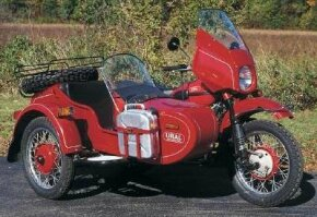Priced at $6,000, the Russian-built, BMW-inspired 1997 Ural with sidecar was a good value. See more motorcycle pictures.