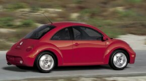 The New Beetle got some spunk for 1999 with introduction of a 150-horsepower turbocharged engine. It came in GLS Turbo and GLX models.
