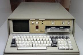 The IBM 5100. Portable? Sort of.
