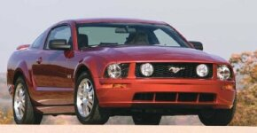 See more pictures of the 2005. 2006, & the 2007 Ford Mustang.
