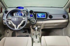 The 2010 Honda Insight gets an average of 41 miles per gallon.