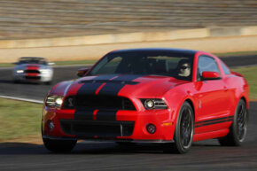 Production was limited to just 500 Super Snakes for 2013.