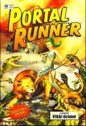 3DO's game Portal Runner