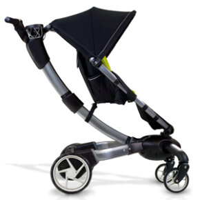 The Origami stroller is made by Thorley Industries, a Pittsburgh-based technology firm.