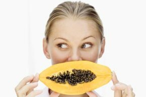Good and good for you: Who can argue with that? Papaya's sure to bring a smile to your face.