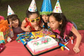 Plenty of birthday party themes fit nicely into a modest budget, and the birthday boy or girl will be none the wiser.