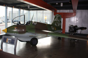 "Some experts believe the Luftwaffe's rocket-powered Messerschmitt 163 Komet may have been classified as a ""foo fighter"" by Allied pilots."
