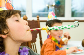 Environmentally friendly birthday parties are just as easy to throw.