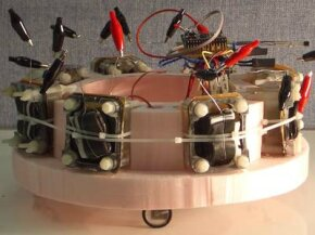 EcoBot II boasts a rather environmentally friendly appetite for flies.