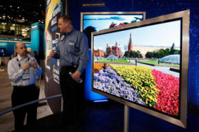 You've bought a very expensive television -- now what? See more HDTV pictures.