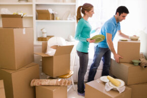 With one month to go before the big move, packing is key -- but what else is a must-do?