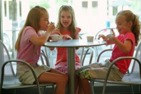 You can even hold your family meeting someplace fun and away from home. Parents, of course, are required to attend, too.