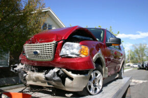 Oops, accidentally drove into the garage? Not even close to the craziest claim that insurance companies have received. Check out these car safety pictures!