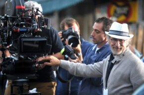 Steven Spielberg has been working in the film industry for decades and has definitely earned his above-the-line salary.
