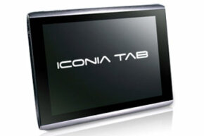 Acer announced the launch of its Iconia tablets in November 2010, but the first models didn't hit the shelves until April 2015