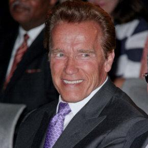 Former Governor Arnold Schwarzenegger: An acrostic fan?