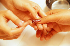 Acrylic nails are a great accessory, but there are a few caveats to be aware of if you choose to get them.