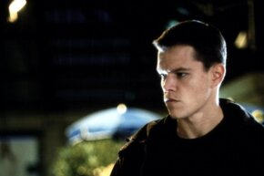 """Last but not least on our list is """"The Bourne Identity,"""" the only candidate from the 21st century."""