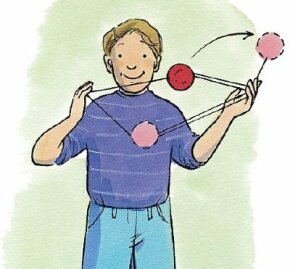 Learn to perform advanced yo-yo tricks on the following pages.