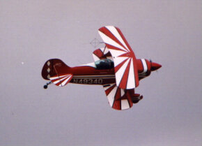 The loops, rolls and rocketlike maneuvers these stunt pilots perform are astounding. See more flight pictures.
