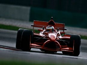 Formula One cars are aerodynamically designed to generate maximum downforce.