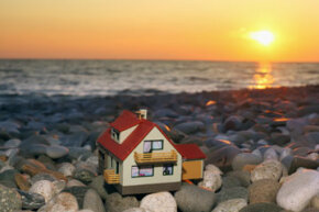 Is that beautiful home at the beach just a dream, or do you have the resources to make it a reality? See more real estate pictures.
