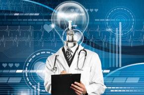 Do computers diagnose symptoms better than human doctors?