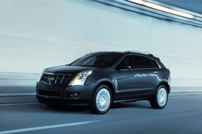 The Cadillac SRX is just one of many new vehicles to offer air-conditioned seats.