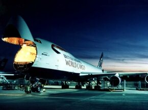 Air-freight planes move anything that can be bought or sold. See how goods are shipped worldwide.