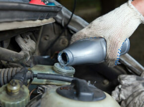 Brake fluid absorbs moisture. That's easy enough to understand, right? But how does moisture in the fluid eventually lead to air in the brake lines? See more brake pictures.