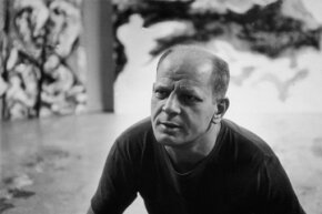 Painter Jackson Pollock often struggled with alcoholism, but are drinking and creativity connected?