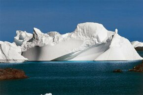 Perhaps an iceberg like this one in the Antarctic Peninsula provided the water for Antarctic Nail Ale.