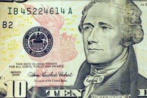 alexander hamilton 10 dollar bill