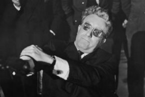 Peter Sellers' earned an Oscar nomination for his comic take on alien hand syndrome in 1965's Dr. Strangelove