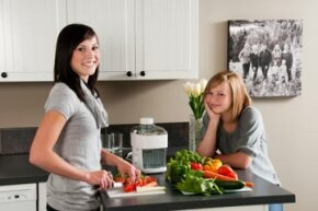Food processors make chopping and dicing veggies so much easier.