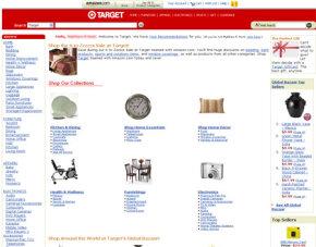 Target's Amazon.com-based store