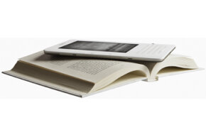 The Kindle's form factor makes it easy to use and to carry around with you.