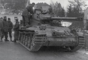 The French AMX-13 Light Tank has been widely sold to at least 25 other nations, including El Salvador and Switzerland.
