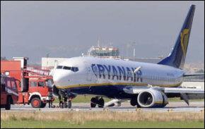 Ryanair Flight 4102