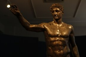 The so-called Antikythera Youth is just one more magnificent treasure recovered from the ancient shipwreck.