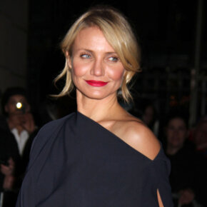 Actress Cameron Diaz says she hasn't worn antiperspirant in 20 years. Wonder if folks can tell.
